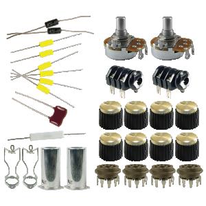 Parts for 18 Watt LiteIIB Kit - Scratch Build