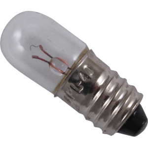 Dial Lamp - #40, T-3-1/4, 6.3V, .15A, Screw Base