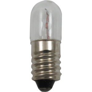 Dial Lamp - #41, T-3-1/4, 2.5V, .50A, Screw Base