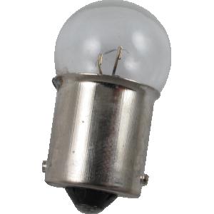 Dial Lamp - #81, G-6, 6.5V, 1.02 AMP, Bayonet Base