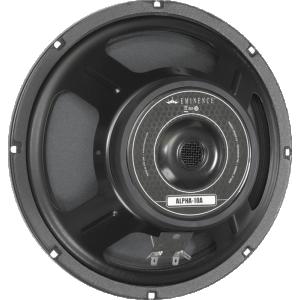 """Speaker - Eminence® American, 10"""", Alpha 10A, 150 watts"""