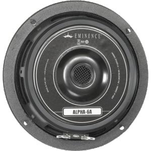 """Speaker - Eminence® American, 6"""", Alpha 6A, 100W"""