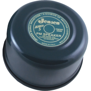 Bell Cover - Jensen®, for Alnico R Type Speakers