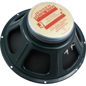 Speaker - 12 in. Jensen Vintage, Ceramic Magnet, 50 W, 4 Ohm, B-Stock