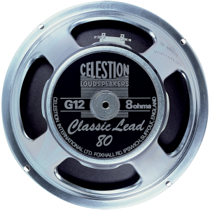 "Speaker - Celestion, 12"", G12-80 Classic Lead, 80W"