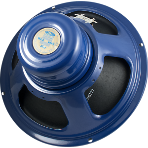 "Speaker - Celestion, 12"", G12 Alnico Blue, 15W"