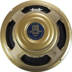 Speaker - 12 in. Celestion, AlNiCo Gold, 50 W, 15 Ohm, B-Stock