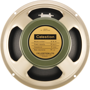 B-Stock Speaker - G12H(75) Heritage Series, 12 in., 30W, Celestion