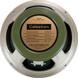 "Speaker - Celestion, 12"", G12H Heritage, 30W"