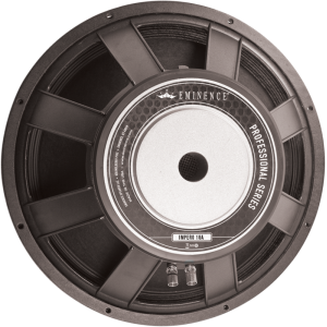 "Speaker - Eminence® Pro, 18"", Impero 18A, 1200 watts"