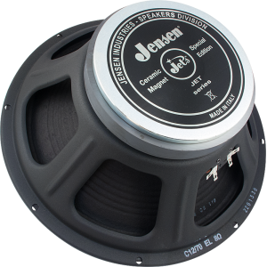 Speaker - 12 in. Jensen Jet Electric Lightning, 8 Ohm, B-Stock