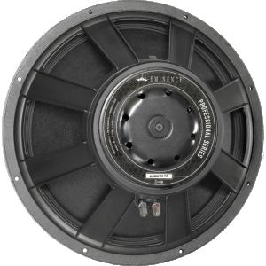 "Speaker - Eminence® Pro, 18"", Kilomax Pro 18A, 1250 watts"