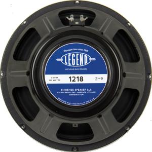 """Speaker - Eminence®, 12"""", Legend 1218, 150 watts"""