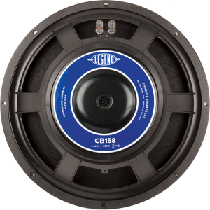 "Speaker - Eminence® Bass, 15"", Legend CB158, 300 watts"
