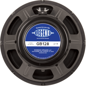 "Speaker - Eminence®, 12"", Legend GB128, 50 watts"