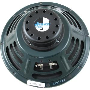 Speaker - 10 in. Jensen Neodymium, 100 W, 8 Ohm, B-Stock