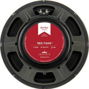 "Speaker - Eminence® Redcoat, 12"", Red Fang, 50W"