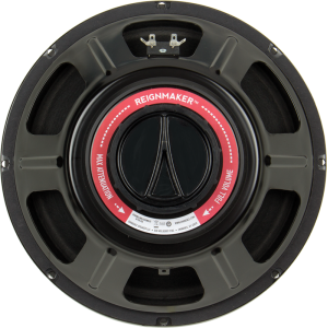 "Speaker - Eminence® Redcoat, 12"", Reignmaker, 75 watts, 16 ohm"