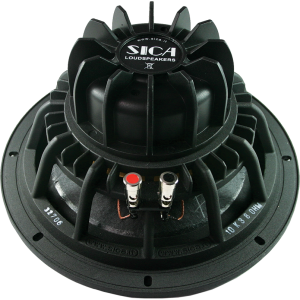 "Speaker - Sica, 10"", 700W, 8Ω, for PA Systems"