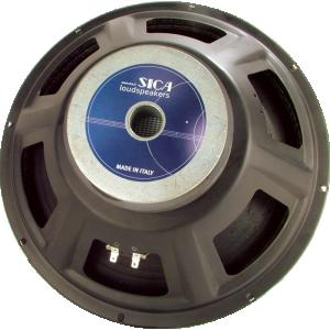 "Speaker - SICA, Ceramic PA, 15"", 700 watts"