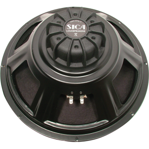 "Speaker - 15"" Sica Bass, Neo, 350W, 8 Ohm, Steel, B-Stock"