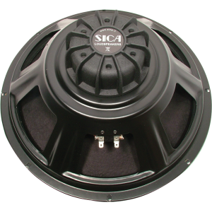 SL15B3P, Sica Neodymium Bass with steel frame