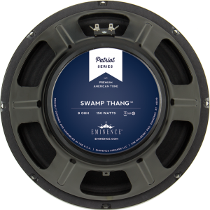 "Speaker - Eminence® Patriot, 12"", Swamp Thang, 150W"