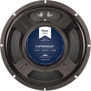 "Speaker - Eminence® Patriot, 10"", The Copperhead, 75W"
