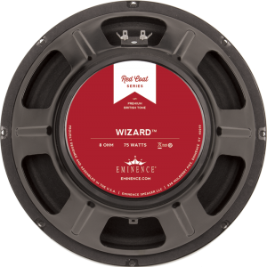 "Speaker - Eminence® Redcoat, 12"", The Wizard, 75W, 8Ω"