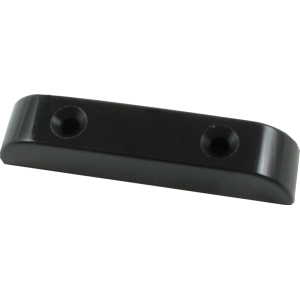 Thumb rest - Fender®, for P-Bass and J-Bass, black