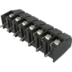 Terminal Board - PC Mount, 7 Screw