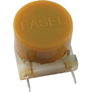 Inductor - Dunlop, Fasel Cup Core Model, Yellow