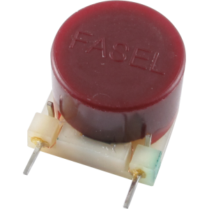 Inductor - Dunlop, Fasel Toroidal Model, Red