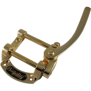 B50 Guitar Vibrato, Bigsby, for Flat Top Electrics, Gold