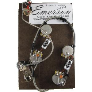 Prewired Assembly - Emerson Custom, ES-335 Vintage Series
