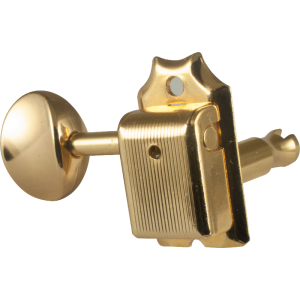 Gotoh Vintage Oval Knob Gold Tuners (3 per side)