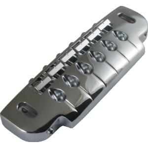 Gotoh Combination Bridge/Tailpiece Chrome