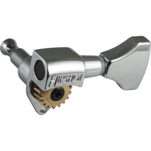 Tuning Machine - Hipshot, Open Gear Classic, Nickel (Individual)