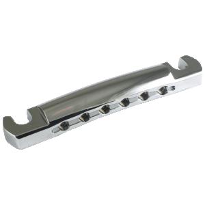 Tailpiece - Kluson, Standard Zinc, Steel Studs