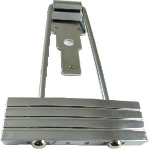 Tailpiece - Kluson, Trapeze