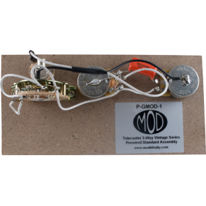Prewired Assembly - MOD®, Vintage Series, Tele 3-Way