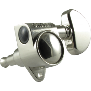 Tuning machine - Grover Rotomatic, 3 per side, nickel