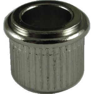 Bushings - Kluson, 6mm, Set of 6, Nickel