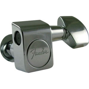 Tuner - Fender®, American series, chrome