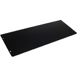 "Cover Plate - Hammond, Steel, 13.5"" x 5"", Black"