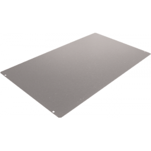"Cover Plate - Hammond, Steel, 12"" x 10"", 20 Gauge"