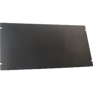"Cover Plate - Hammond, Aluminum, 10"" x 5"", 20 Gauge"