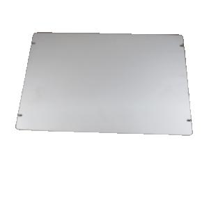 """Cover Plate - Hammond, Aluminum, 12"""" x 8"""""""