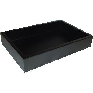 """Chassis Box - Hammond, Black Steel, 17"""" x 10"""" x 3"""""""