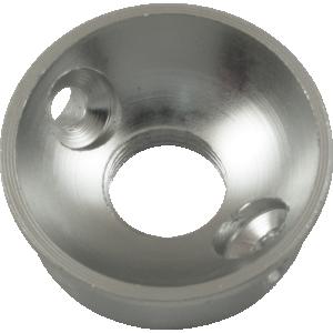 Jack Mount - Aluminum, For Tele